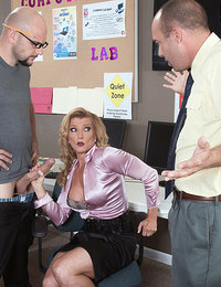 Three-way office anal