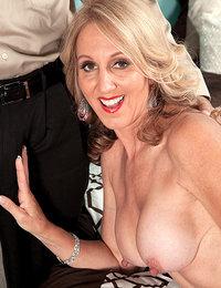 Milf, Divorcee And Proud Owner Of Our Longest Nipples Ever